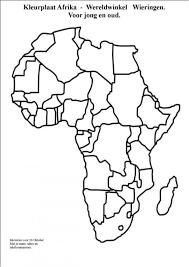 Afrika Centraal Bij De Wereldwinkel