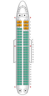 Avianca Airbus A319 Seating Chart 42 All Inclusive United Airlines Airbus Jet Seating Chart