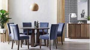 ezio round dining table