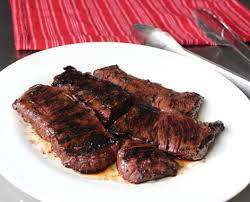 Skirt steak is a meat lover's dream! Food Wishes Video Recipes Grilled Coffee Cola Skirt Steak Two Great Drinks One Fantastic Marinade