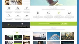 Small Picture 27 Best Corporate HTML5 Website Templates