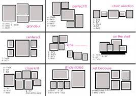 gallery wall layout ideas atypical type a