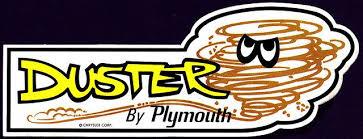 dodge duster logo. Delighful Dodge Plymouth Duster Tornado Sticker In Dodge Logo O