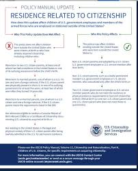 United States Government Flow Chart Citizenship No Longer Automatic For Some Military Children