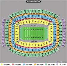 Ppac Seating Chart Houston Texans Seating Chart Seating Chart