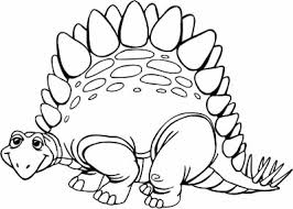 Small Picture Dinosaur Coloring Pages Crayon or paint these big handsome brutes