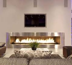 Small Picture Modern Wall Fireplace Design Home Decorating Ideas Kitchen