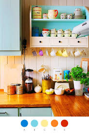 40 Bright And Colorful Kitchen Design Ideas DigsDigs Beauteous Colorful Kitchen Ideas