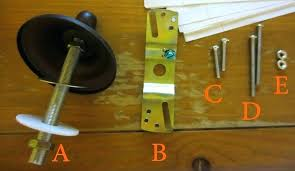 ceiling light fixture mounting plate bracket enter image description here hardware how do i install this