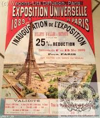 「exposition universelle 1889」の画像検索結果