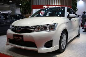 Japanese Toyota Corolla facelift teased; launch this month