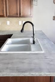 diy feather finish concrete how to concrete countertops fresh countertop water dispenser