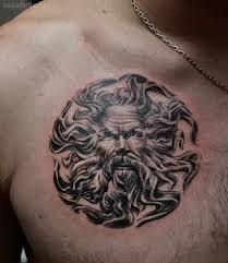 тату на плече мужские славянские Gadanie
