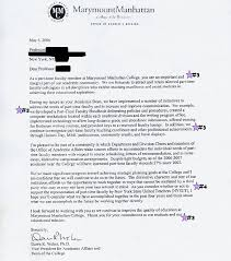 College Acceptance Letters Fascinating Marymount Boilerplate Letter