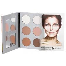 choose whether you d prefer to contour with cream or liquid foundation for a more dramatic and noticeable effect or whether you d prefer to contour with