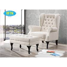 ifn porter high back club chair with ottoman 11street malaysia sofas sectionals