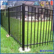 china galvanized steel safety fence