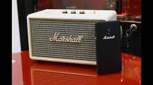 Tinhte.vn - Mở hộp điện thoại kiêm máy chơi nhạc cao cấp Marshall London -  YouTube