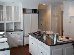latest paint trend painting kitchen cabinets white
