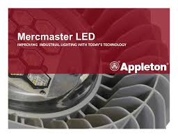 Mercmaster Led Explosion Proof Electrical Equipment For