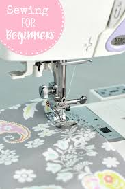 Learn How To Sew On A Sewing Machine