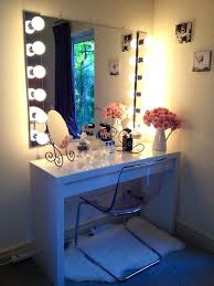 lighting for vanity makeup table. Makeup Table And Mirror With Lights Vanity Lighted Amazon Lighting For N