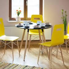 Esstisch Rund Nordisch Skandinavisch Designer Tisch Holz Esszimmer