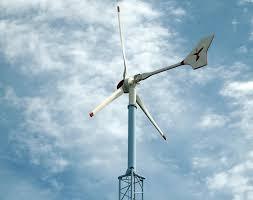 pole mounted wind turbines the better option