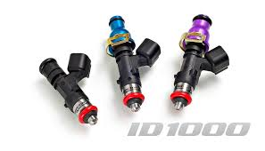 Toyota Injector Size Chart Id1000 Injectors Injector Dynamics
