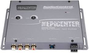 the epicenter� by audiocontrol (gray) bass processor at epicenter manual at Epicenter Wiring Diagram