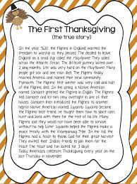 6 Best Images of Thanksgiving Story Printable - First Grade ...
