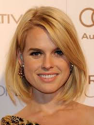 Medium Short Hairstyle For Fat Faces Medium Hairstyles For Round