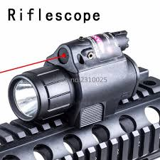 Tactical Shotgun Laser Light Combo Tactical Red Laser Sight Cree Led Flash Light Combo For Rifle Shotgun 20mm Rail In Lasers From Sports Entertainment On Aliexpress Com Alibaba