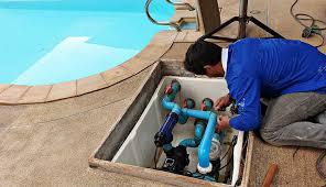 swimming pool repair services in winter