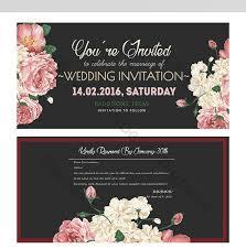 Parcourez notre sélection de laser cut invite : Carte D Invitation De Mariage De Mode Noir Psd Gratuit Pikbest