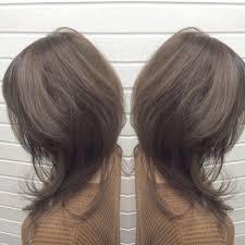 実は旬なヘアスタイルウルフで今っぽおしゃれgirlに変身hair