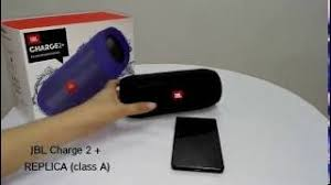 A - Music Class Replica 2 Videos Jbl Charge