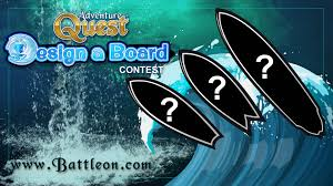 Surfboard Design Contest 2019 Surfboard Design Contest