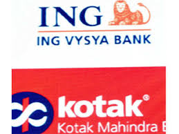 Ing Vysya Share Price Chart Challenges Remain For Kotak Mahindra Post Merger With Ing