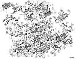 ford 4 liter engine diagram ford wiring diagrams