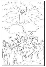 9 Beste Afbeeldingen Van Pinksterenhemelvaart Bible Bible Crafts