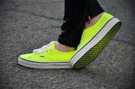 vans shoes white colour. shoes vans sneakers neon yellow soles colorful color/pattern street fashion girl girly white colour a