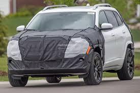 2018 jeep wagoneer. perfect jeep 22 photos 2018 jeep cherokee spied  intended jeep wagoneer