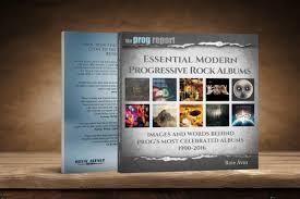 Essential Modern Progressive Rock Albums Book