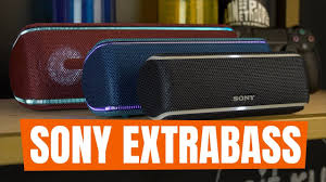 Новая линейка <b>Sony</b> Extra Bass! XB21/31/41 - YouTube