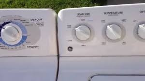 Harmony Washer And Dryer Washer Large Images For Ge Washerdryer Set 253 Harmony Washer And