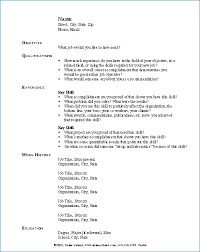 Two Page Resume Sample Resume Layout Com