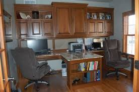 Custom Built Home Office Furniture