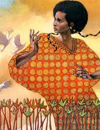 Aida - Leo and Diane Dillon - Enchanted Booklet