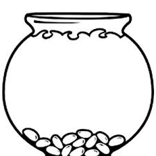 Small Picture Empty Fish Bowl Coloring Page ClipArt Best creative kids
